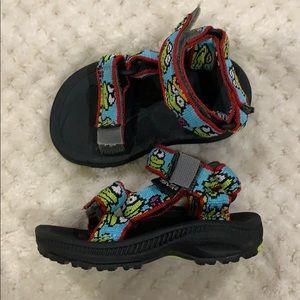 Baby boy Teva sandals